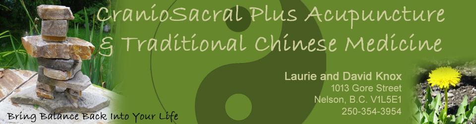 CranioSacral Plus Acupuncture